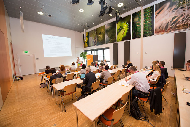 1. Forum Wissenschaftsmanagement Leipzig 2018