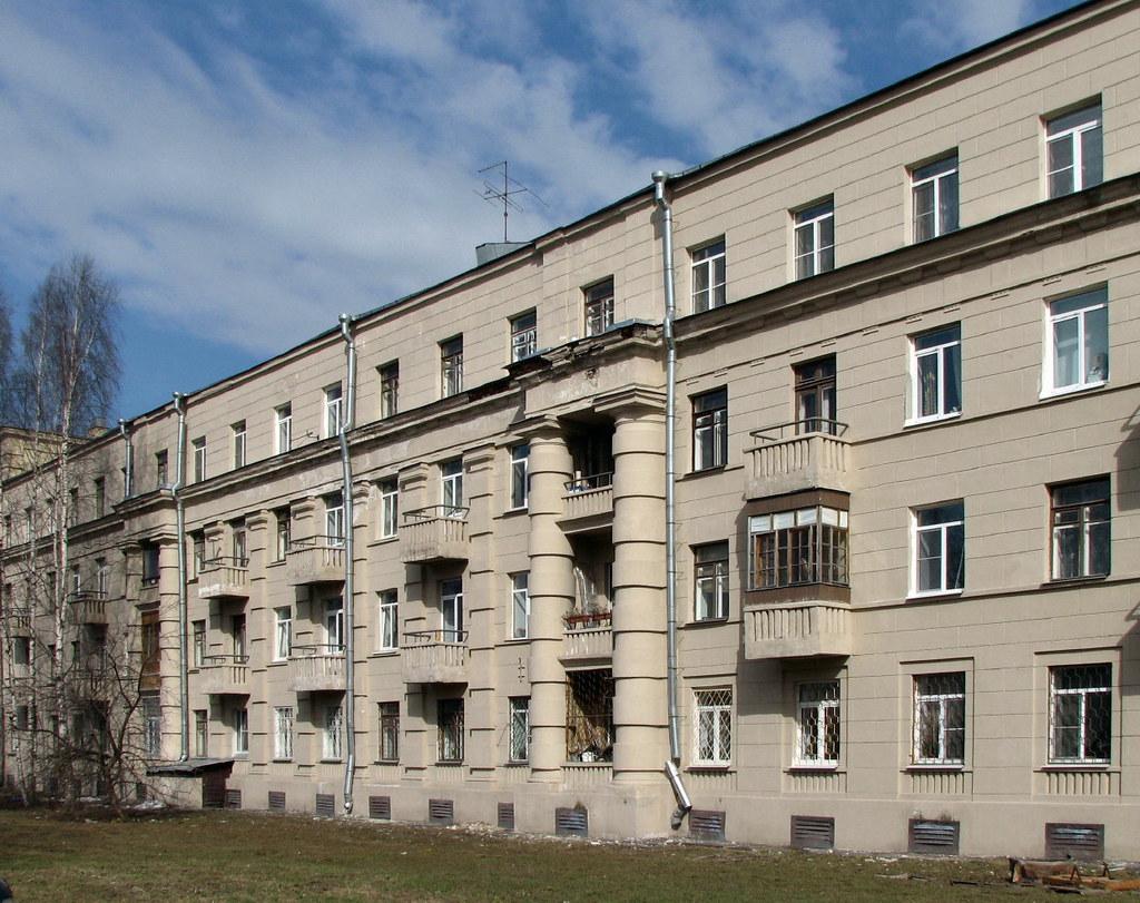 Жилой дом Водоканала