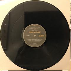 HIROSHI FUJIWARA:TURN MY BACK(RECORD SIDE-A)