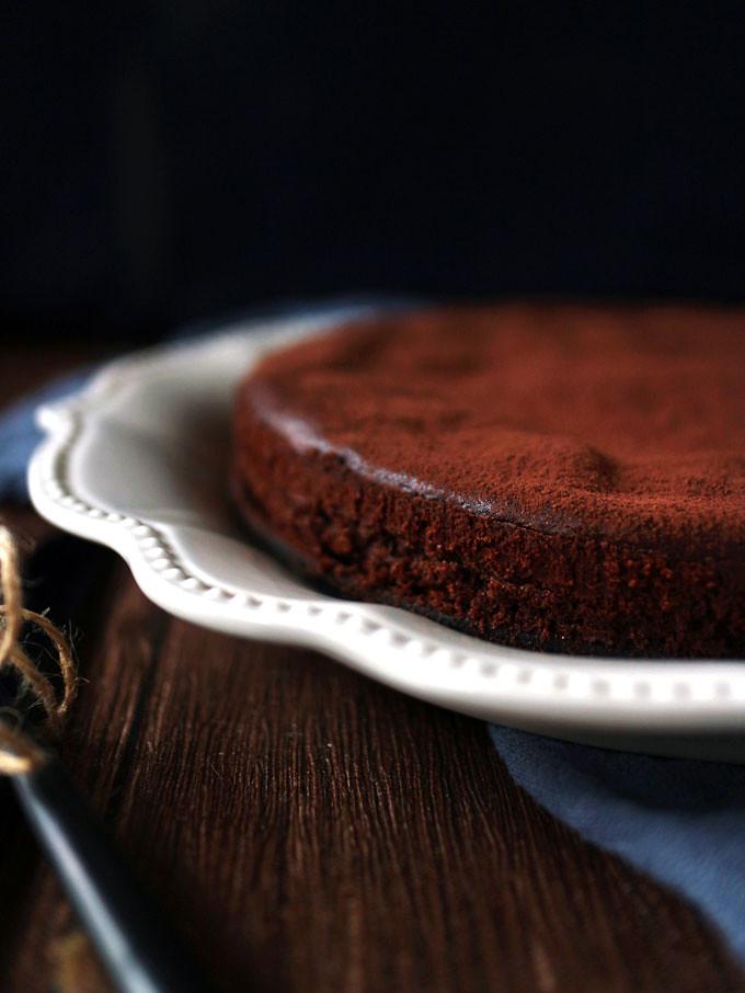5 樣食材 濃郁法式巧克力蛋糕 fondant-au-chocolat-formage-blanc (4)