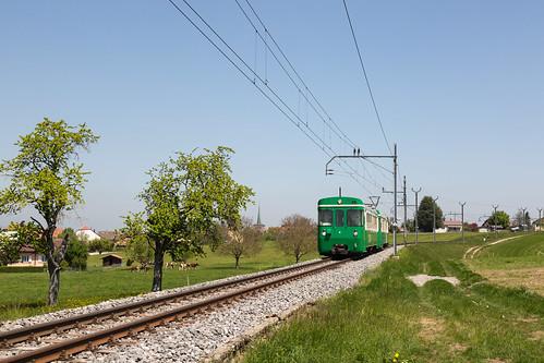 Ballens | CH-VD (Vaud) | 06.05.2018 | MBC-Bt 53 + Be 4/4 14