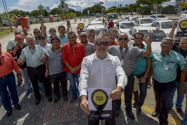 04.05.18 Aplicativo taxi Manaus e editais de apoio cultura
