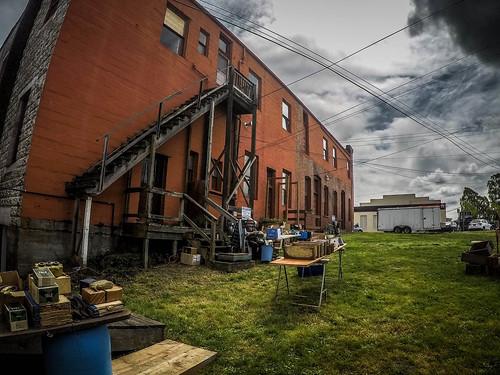 Alley Cat Antiques and Olsen Building Basement
