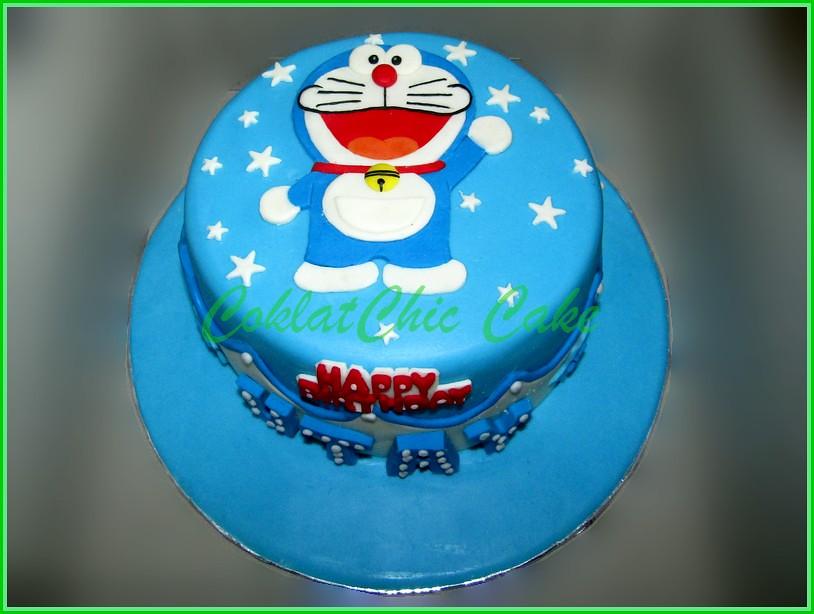 Cake Doraemon UTAY 15 cm