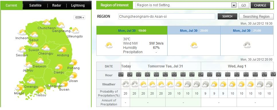 Weather30-july-2012