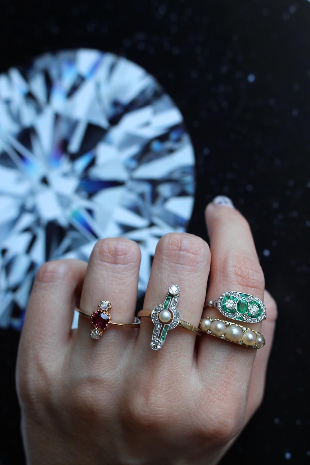 Queen May Jewelry   Gem Gossip