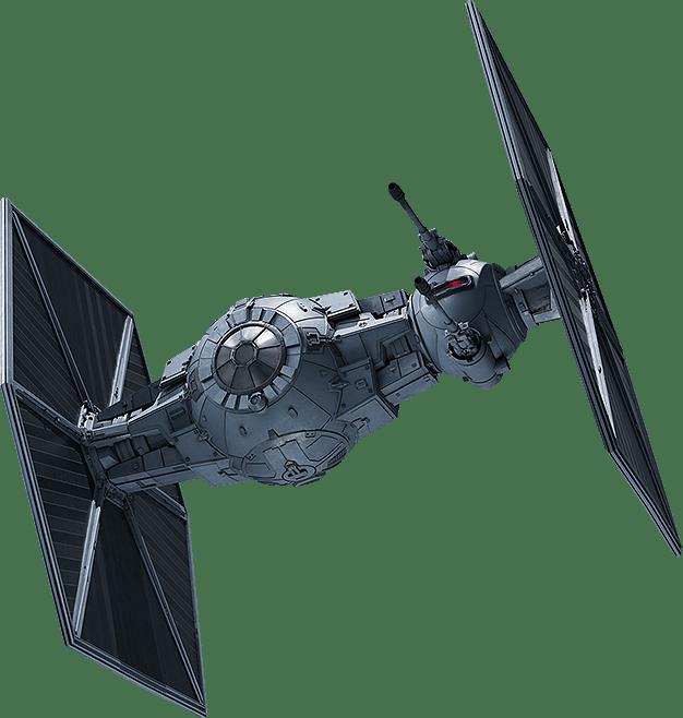 Heavy Armoured Tie Fighter - Sienar Fleet Systems TIE-rb Heavy Starfighter