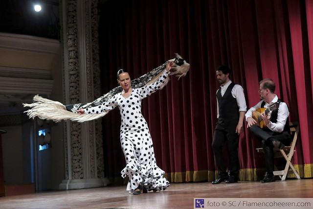 El flamenco de la Fundación Cristina Heeren clausura el I Congreso sobre la Exposición Iberoamericana de 1929