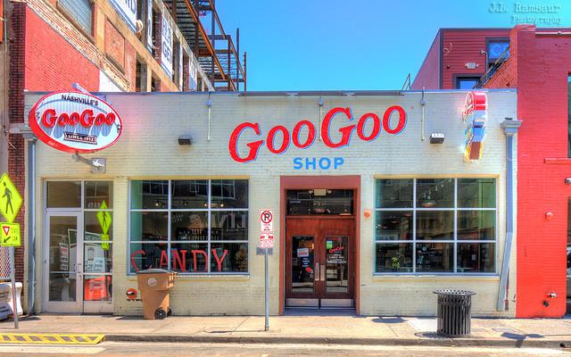 GooGoo Shop & Dessert Bar - Downtown Nashville, Tennessee