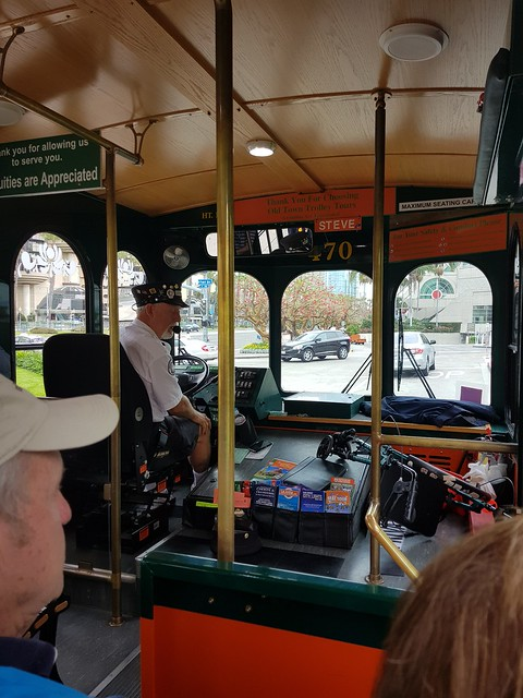 Trolley Tour Guide