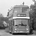 London Country Bus Services Leyland Atlantean AN238, Great Missenden, May 1986