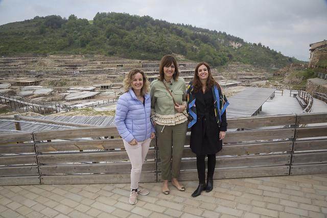 Visita a Salinas de Añana y Jardín Botánico de Santa Catalina
