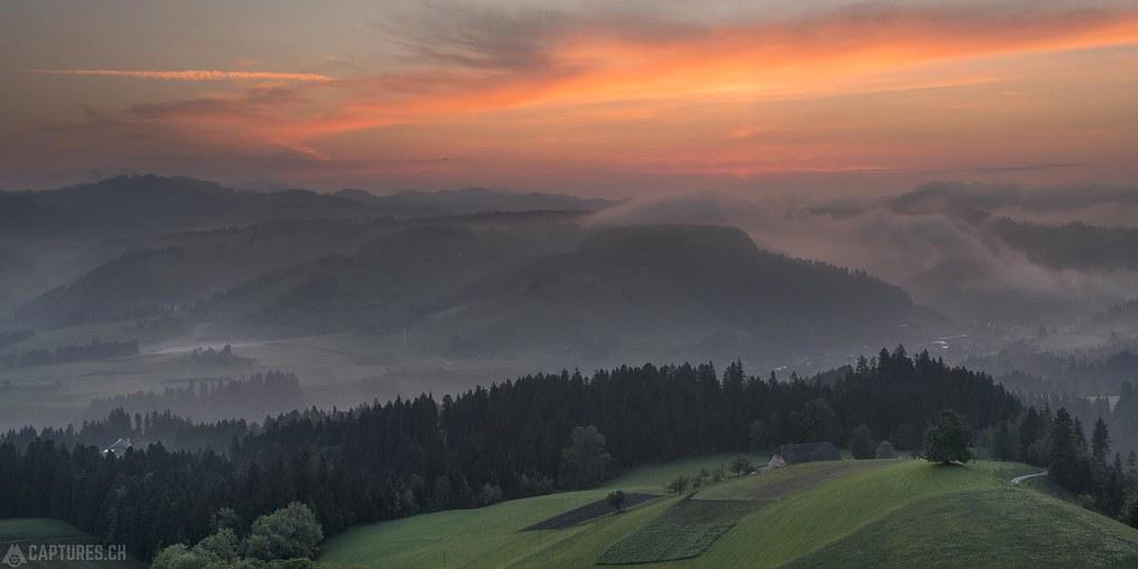 Sunrise - Oberstärenberg