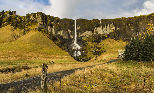 Foss á Síðu waterfall