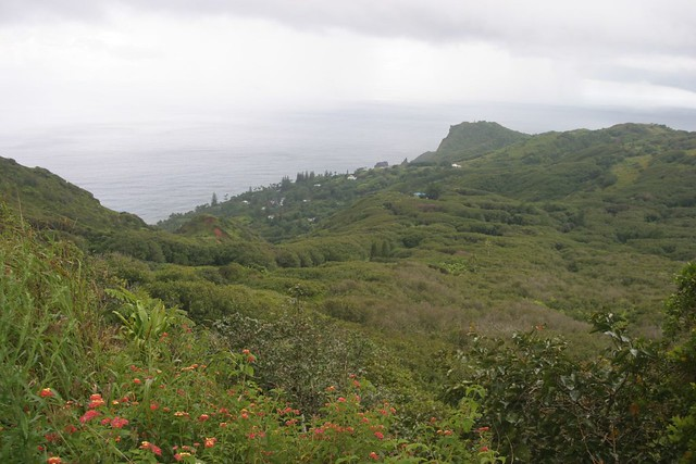 Pitcairn Island - Flatland