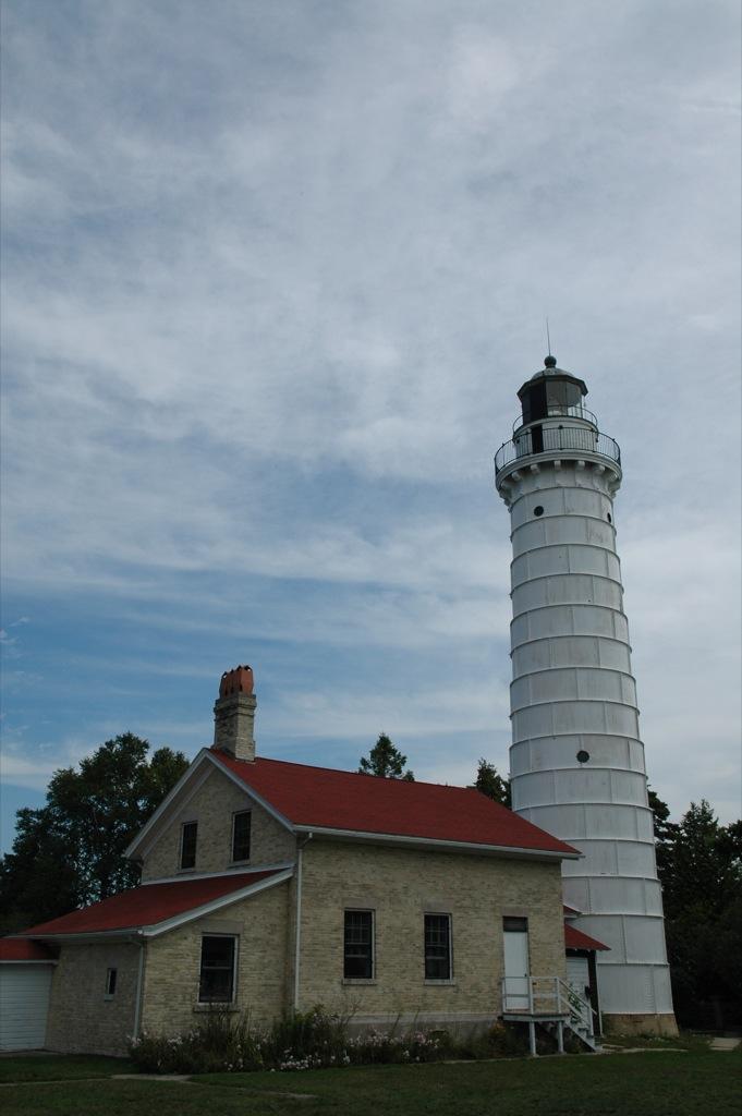 Cana Island Lighthouse Tour