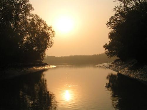 sunrise @ Sundarban, Bangladesh