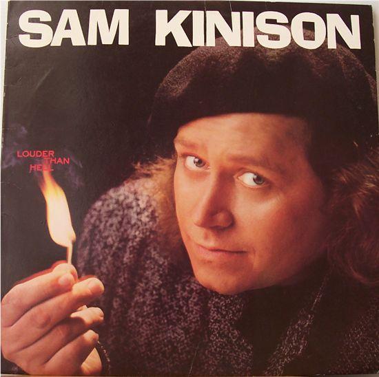 Kinison Louder Sam Kinison Louder Than Hell