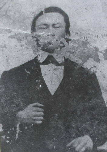 The Mysterious Tintype - Possibly GGGG-Grandfather