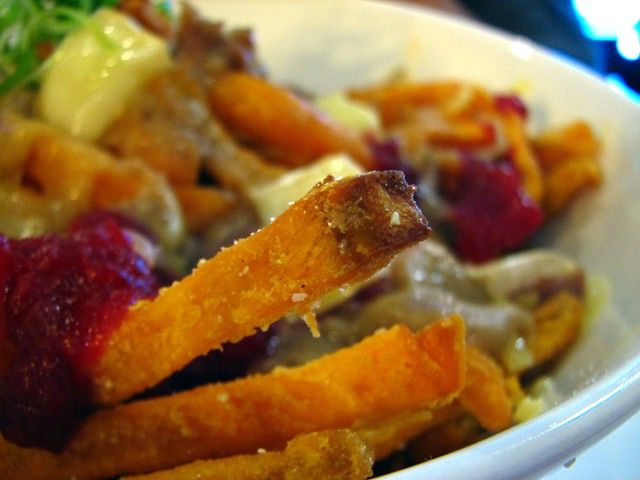 Sweet Potato Poutine | Flickr - Photo Sharing!