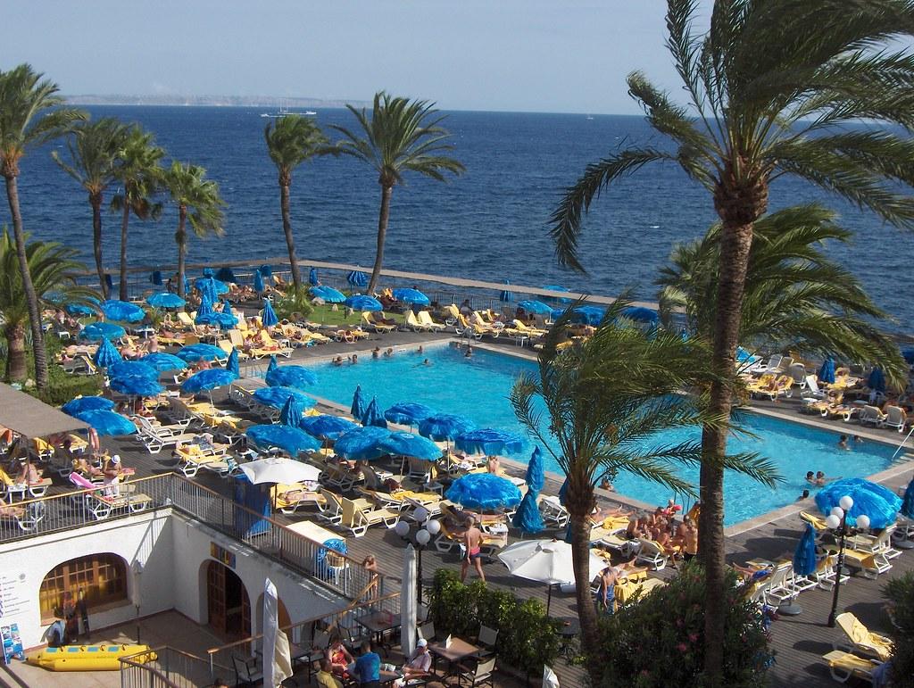 Hotel Riu Bonanza Playa Palma Mallorca Calvi Ef Bf Bd Spanien