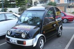 Strange Nissan Panel Van