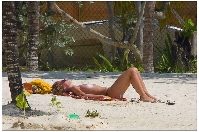 Can suggest Nude women at sandals resorts think