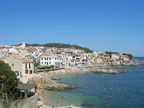 Calella de Palafrugell Costa Brava Catalonia Spain