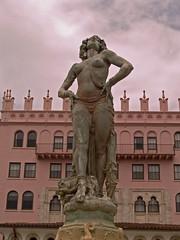 Haughty Statue