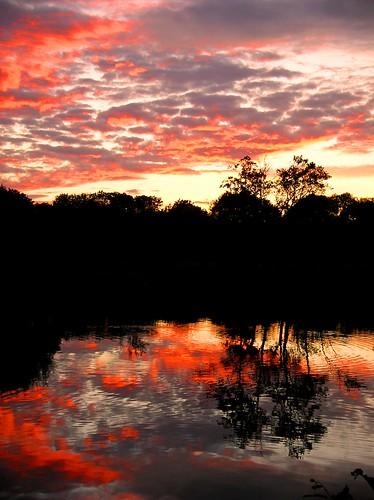 ireland sunset reflection geotagged explore shannon 20f rooskey geo:lat=53826191 geo:lon=7918053