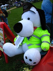 inflatable(0.0), ball(0.0), textile(1.0), plush(1.0), stuffed toy(1.0), mascot(1.0), toy(1.0),