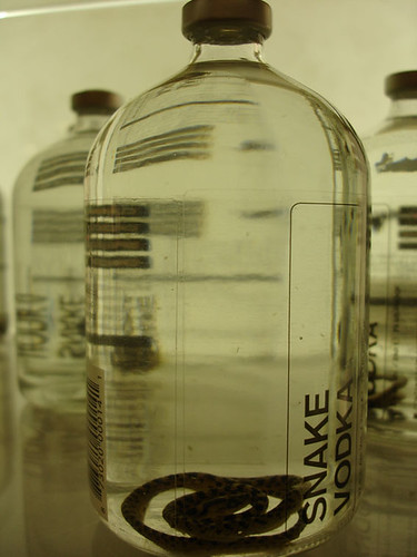 Snake Vodka, London