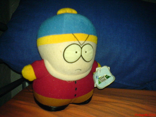 Cartman Toy