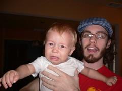 Joseph Doesn't like Facial Hair