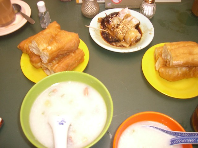 Typical Chinese Breakfast | Flickr - Photo Sharing!