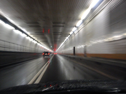 Holland Tunnel, NYC