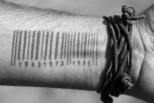Barcode Tattoo Neck Los mejores ret...