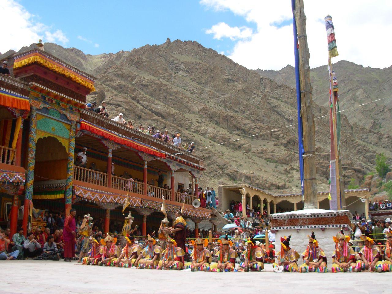Hemis Monastery - Festival