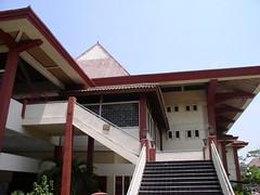 Gadjah-Mada-Universität in  Yogyakarta (2006). Photo: Eric Beerkens / flickr Creative Commons Licence Namensnennung, nicht kommerziell, keine Bearbeitung