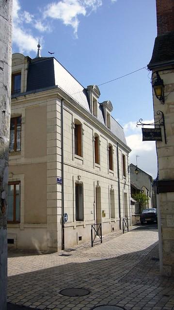 La Roche Posay street