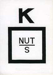 croxcard 1 knuts (1992)     croxhapox non-project ontwerp hans van heirseele -  frank van den eeckhout croxhapox 1994