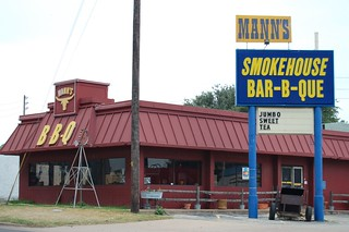 Mann's Smokehouse Bar-B-Que