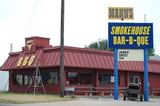 Mann's Smokehouse Bar-B-Que
