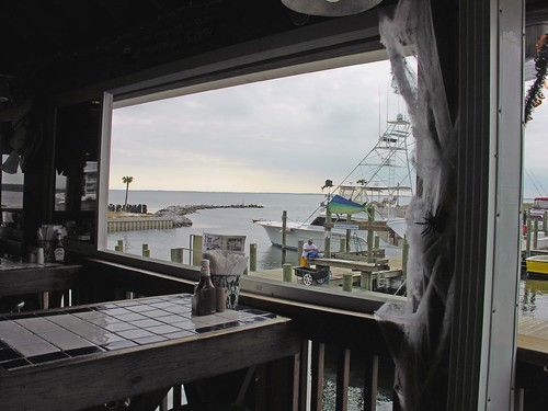 vacation gulfofmexico water restaurant fishing seasons florida glimpse fishingboats fallbreak portstjoe docksidecafe stjosephbay