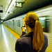 Lisa Shoots Subway by PatrickKErby