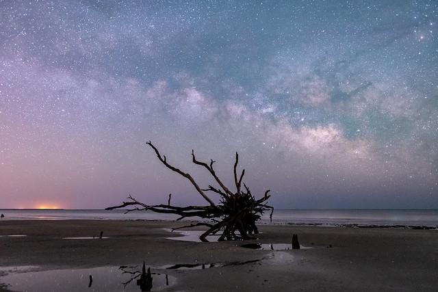 Edisto Milky Way