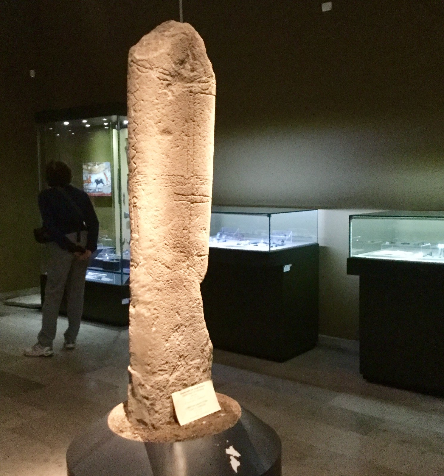 201705 - Balkans - Archaeology Museum Stele - 16 of 66 - Varna - Varna, May 25, 2017
