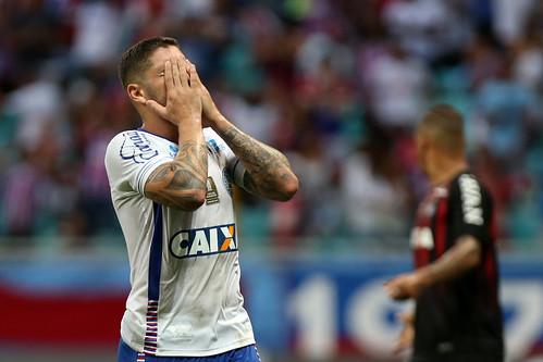 Bahia x Atlético-PR - Brasileiro A 2018 por Felipe Oliveira