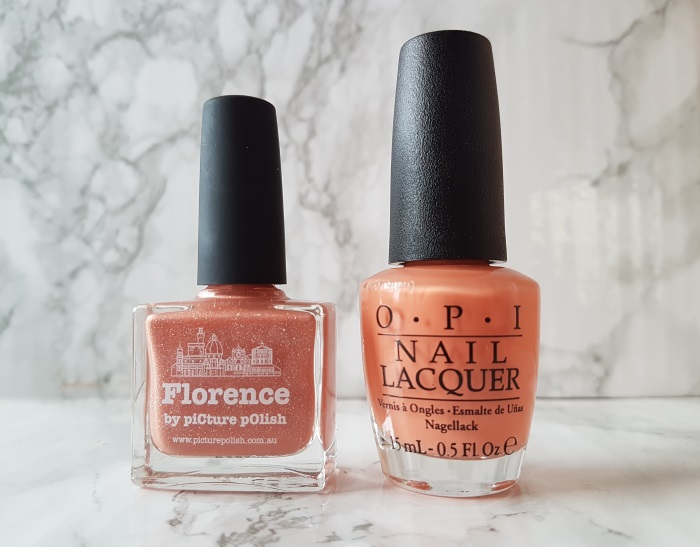 picture polish florence , opi