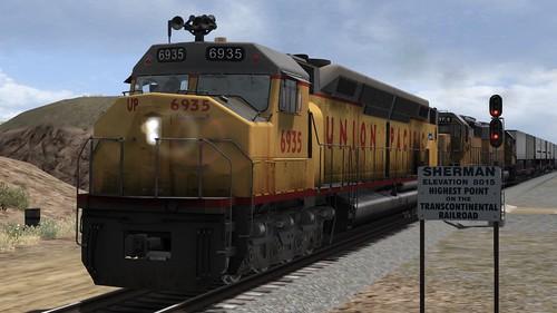 Union Pacific DDA40X